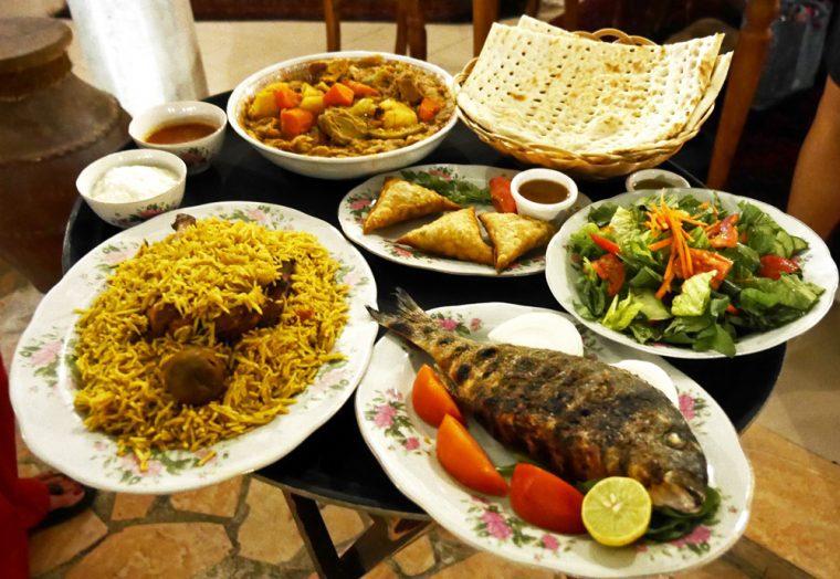 Emirati Feast at Al Fanar Dubai