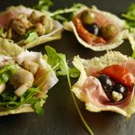 Italian Style Canapes for the Festive Season