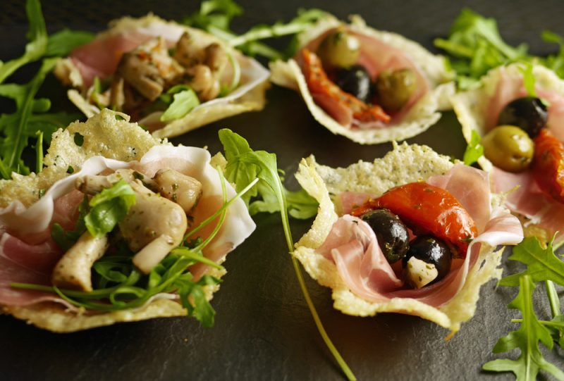 Italian canape recipes for christmas easy festive for Italian canape ideas