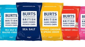 #Win a Box of Burts Chips