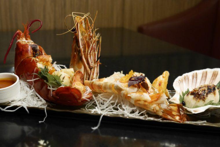 Chai Wu Seafood Platter