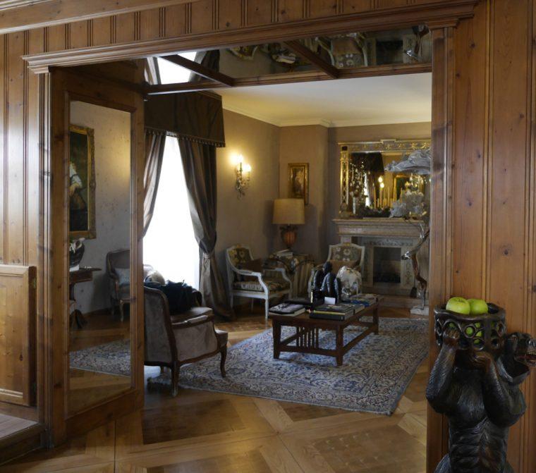 Hotel Ambra Cortina Lounge Day