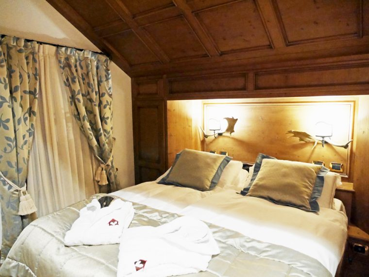 Hotel Ambra Cortina Luxury Room