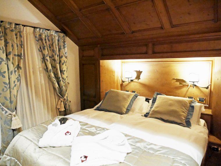 Hotel Ambra Cortina Luxury Room