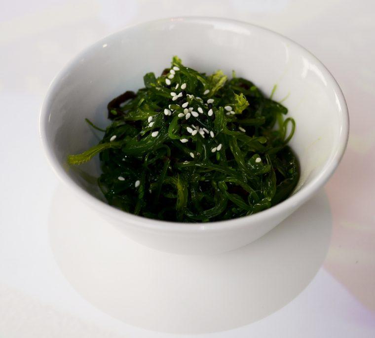 Inamo Seaweed Salad