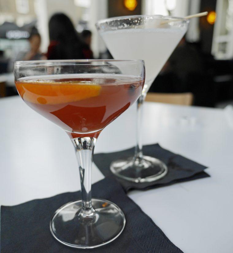 Inamo cocktails