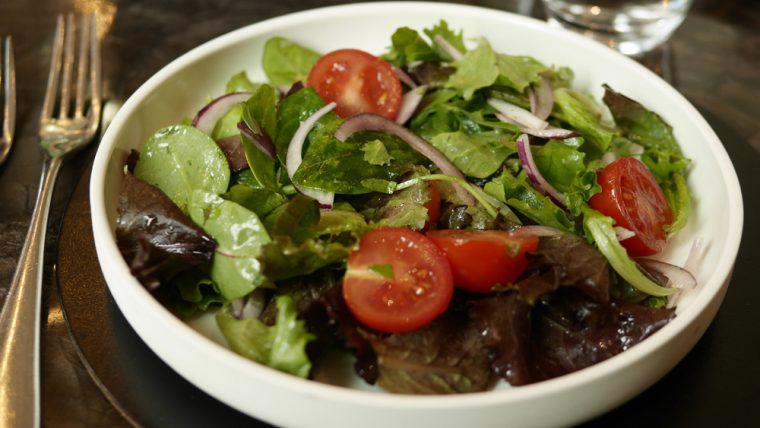 Salad at Balcon
