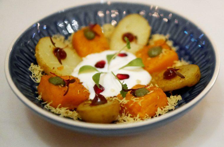 Sweet Potato Sev