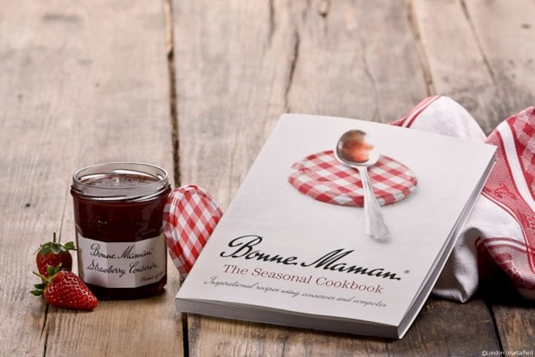 Bonne Maman Recipe Book