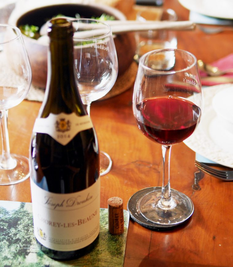 Borgogne Wines