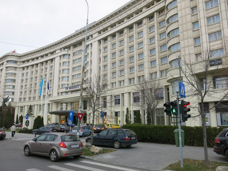 Bucharest JW Marriot