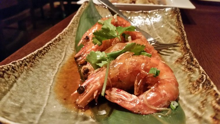 Chinese Cricket Club Prawns