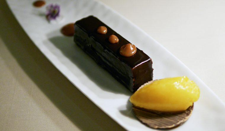 Chocolate and Caramel Mousse QP LDN