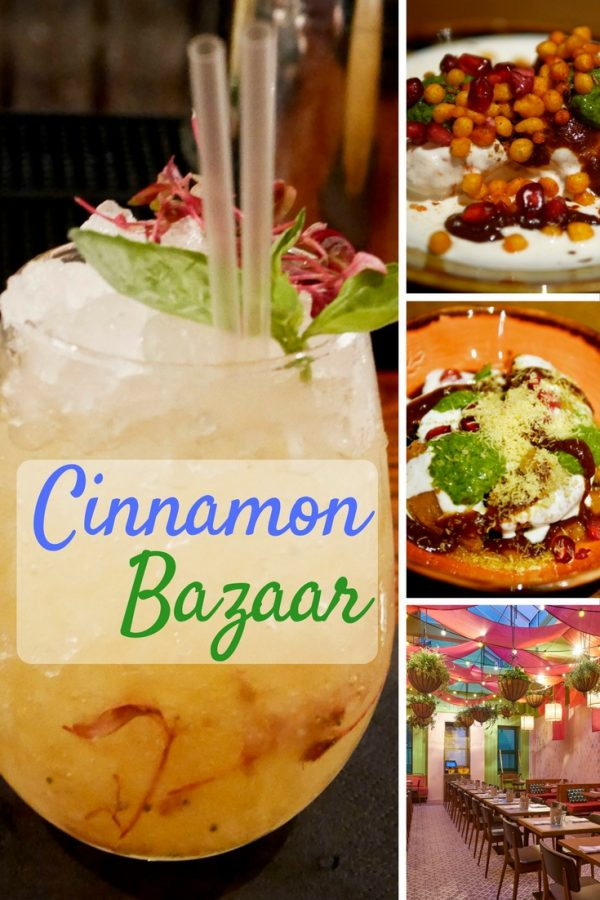 Cinnamon Bazaar Covent Garden London