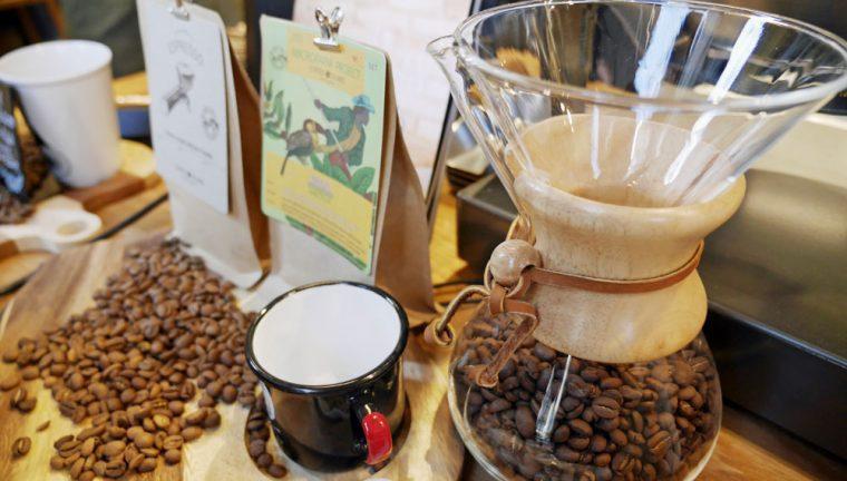 Coffee at Coffee Island