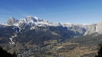 Three Reasons to Visit Cortina