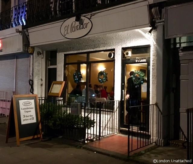 El Parador - London Tapas Restaurant