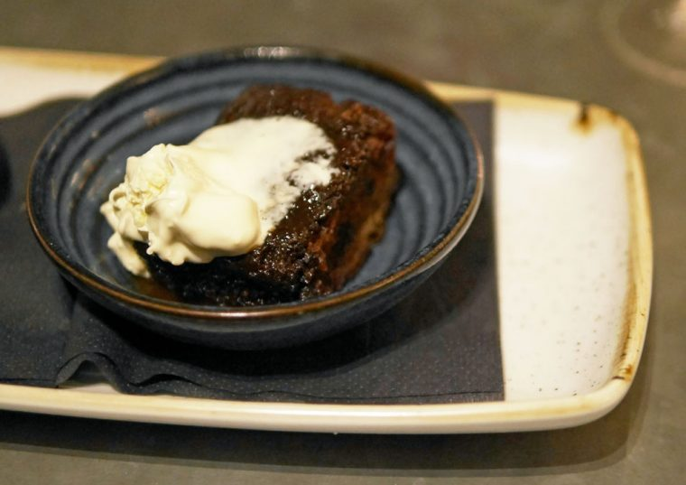 Fentiman Arms Figgy Pudding