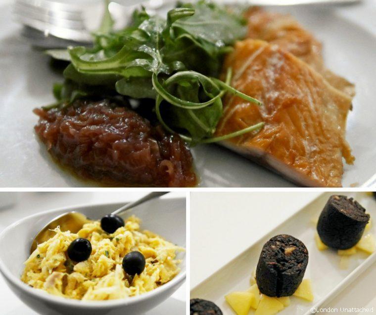 Food at Porto Cruz 2