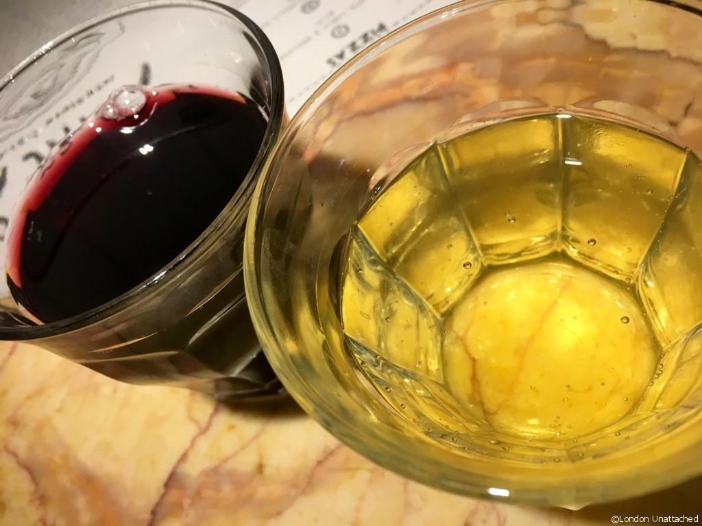 Franco Manca Wine