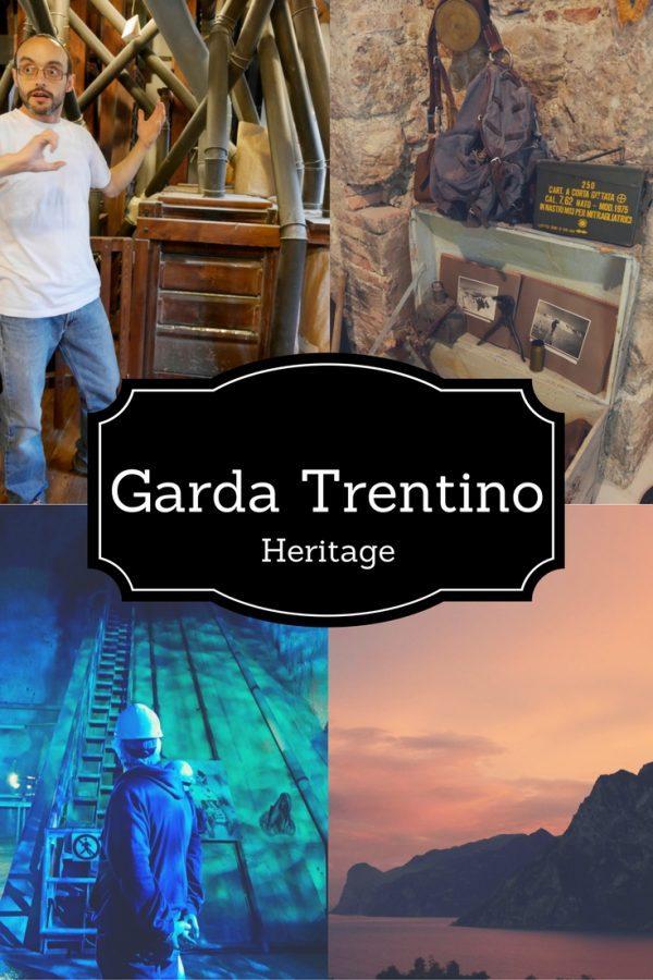 Heritage in Garda Trentino