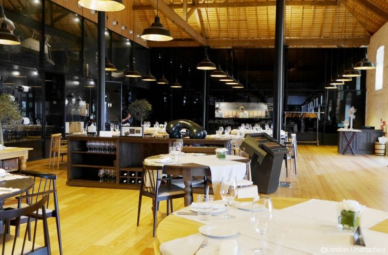 Inside Vinum - Porto