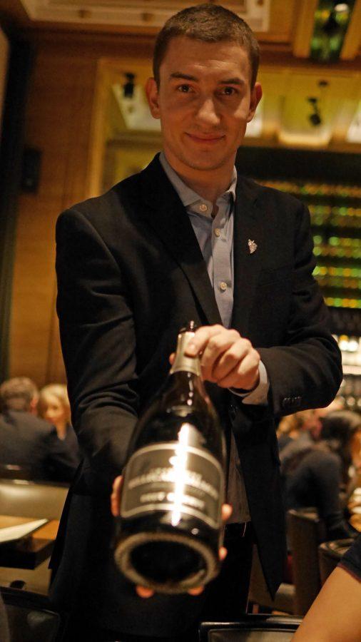 Les 110 de Taillevent - champagne