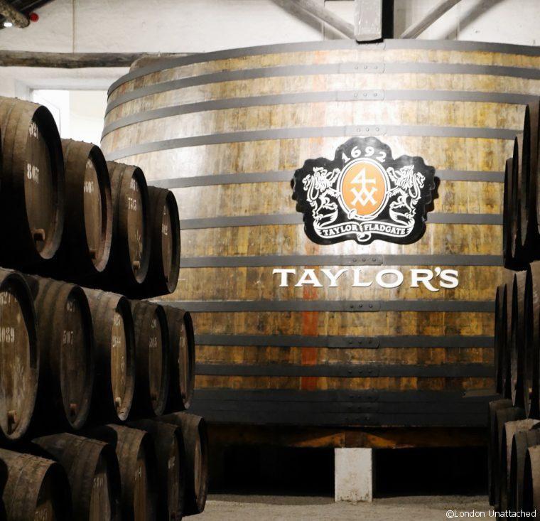 My kind of Port Barrel - Taylors Porto
