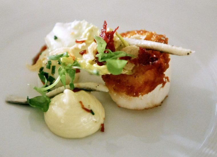 Scallop - Ormer Jersey