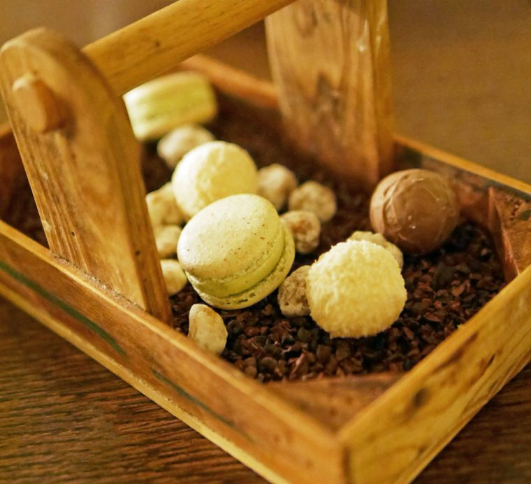 Ormer - Petit fours