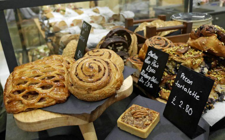 Coffee Island Pastries Coffee Island