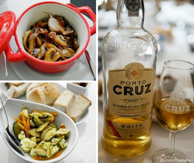 Porto Cruz - Food and White Port