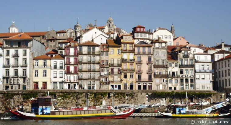 Porto - Houses and Cellars in Vila Nova de Gaia