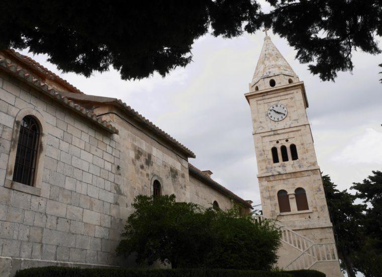 Primosten - church