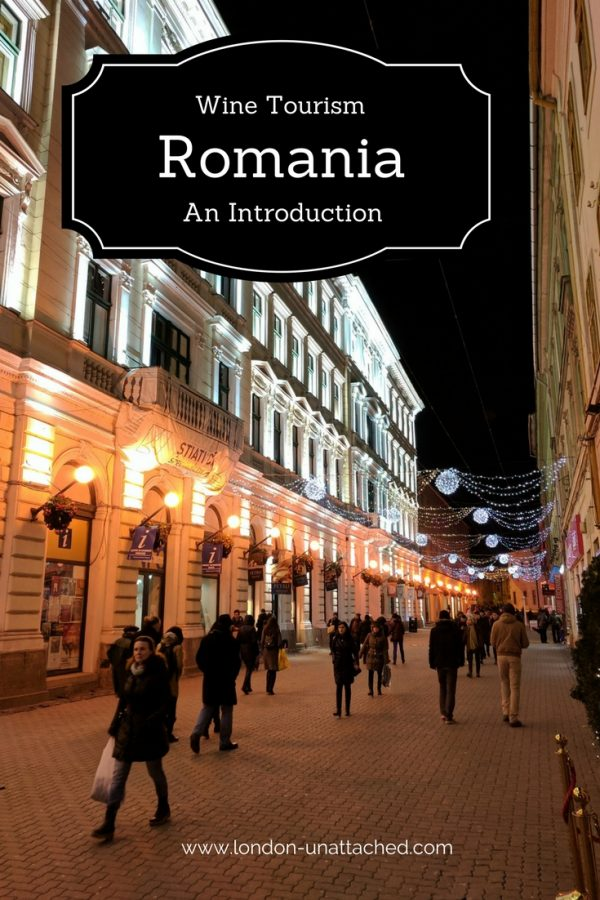 Romania Wine Tourism
