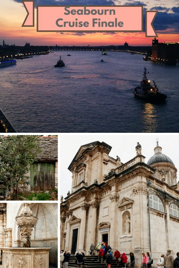 Seabourn Cruise - Dubrovnik, Primosten and Venice