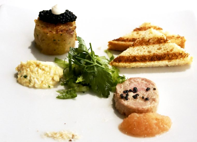 Seabourn Odyssey Fine Dining