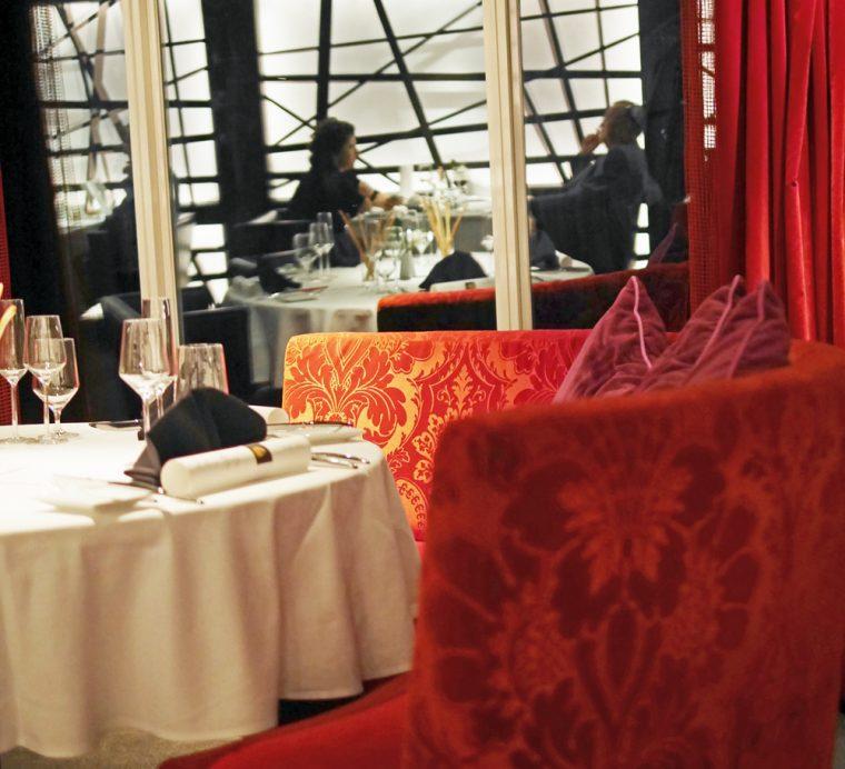 Seabourn Odyssey Fine Dining REstaurant 2