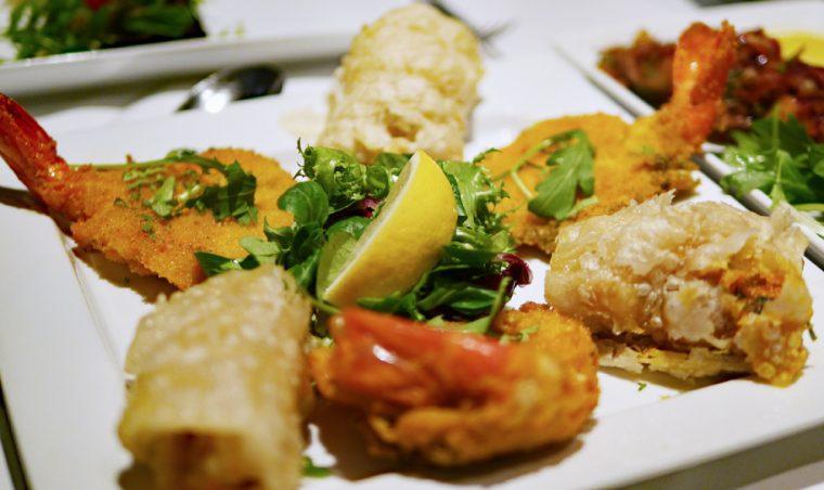 Seafood Platter - Coriander