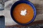 Spicy Lentil and Vegetable soup diet