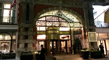 Jungle Book Dining Experience at St James' Court, a Taj Hotel