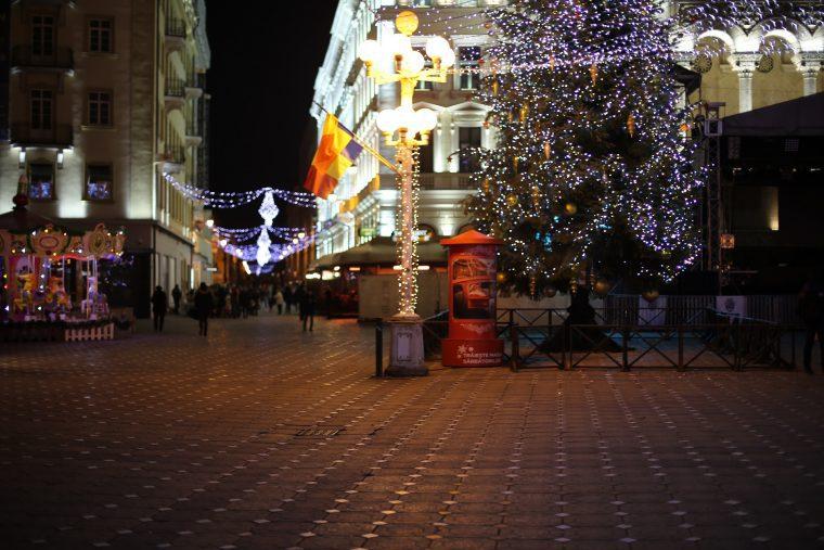 Timisoara Street Christmas Market