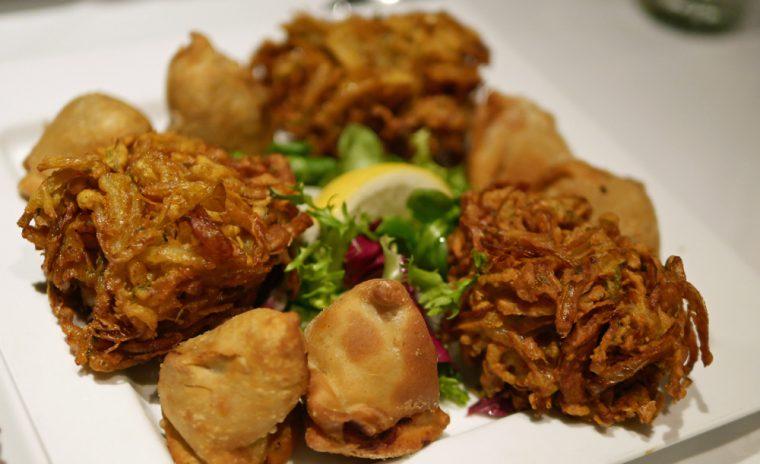 Vegetarian Platter - Coriander