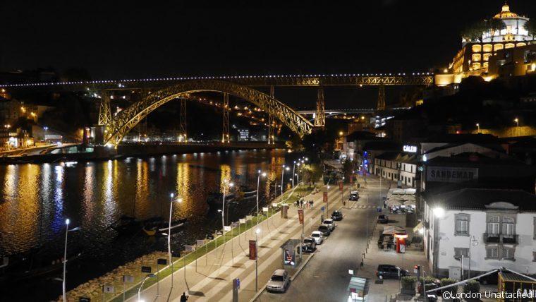 Vila Nova de Gaia Night - Porto