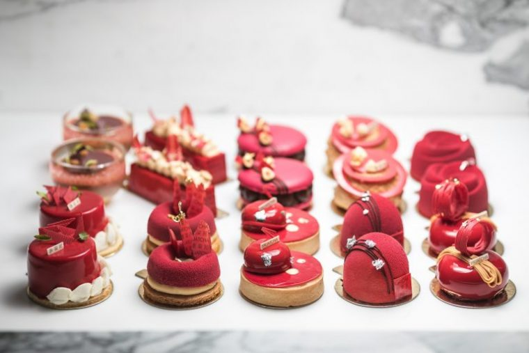 Chinese New Year Patisserie from Yauatcha Soho