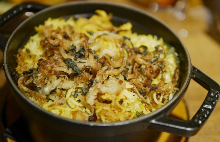 chicken Biryani Cinnamon Bazaar