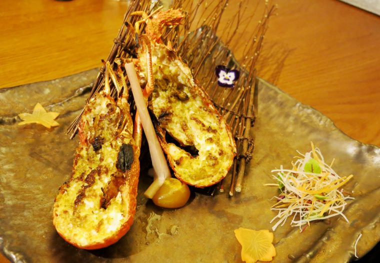 lobster at SAkagura