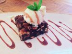 Bar and Block Brownie