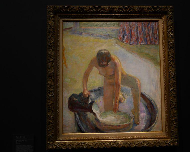 Bonnard Musee D'Orsay - Paris