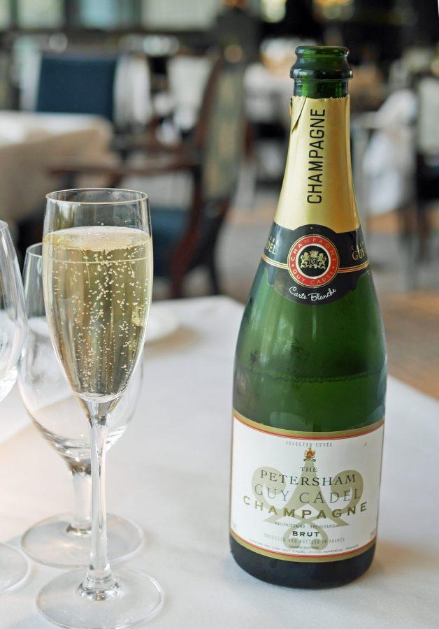 Champagne - Petersham Hotel